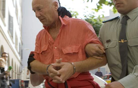 La Fiscalía pide prisión para los detenidos de la mafia rusa
