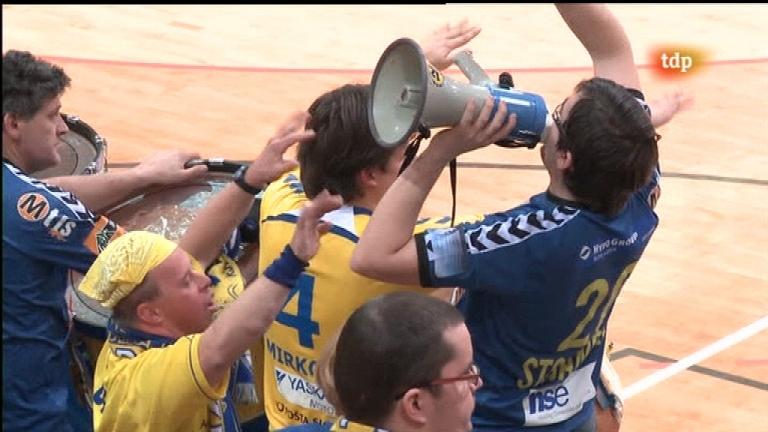 Balonmano - Magazine Liga de campeones EHF - 14/02/12