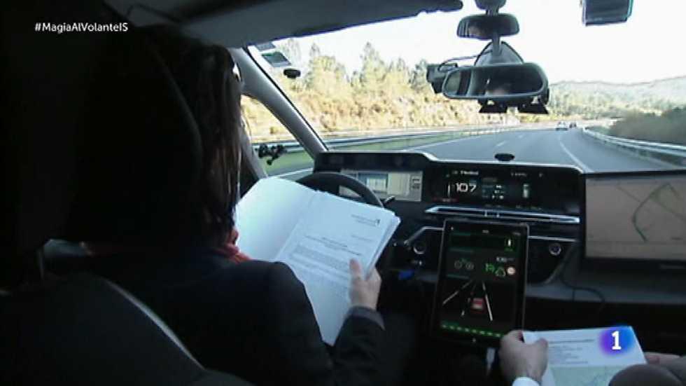 Informe Semanal - Magia al volante
