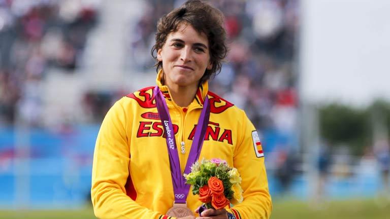 Maialen Chourraut, slalom de bronce en Londres 2012