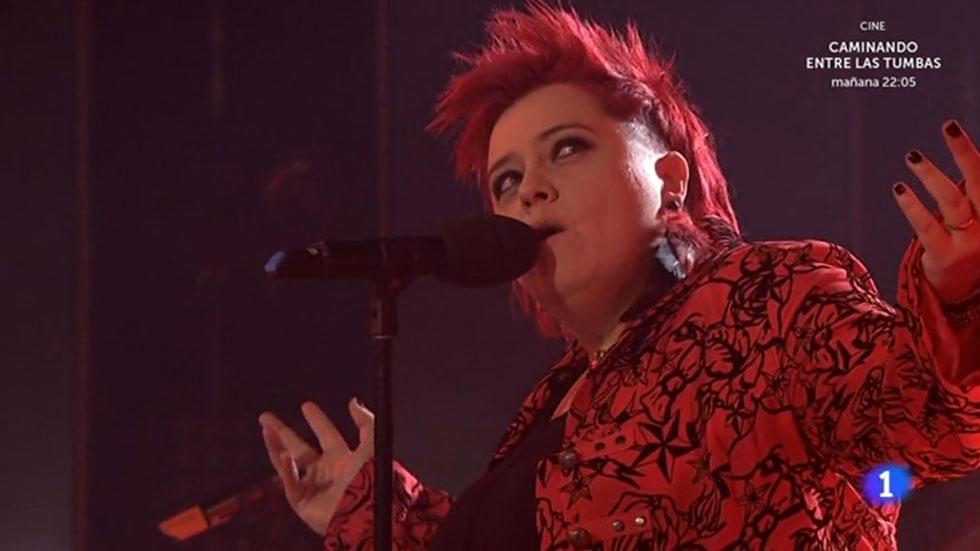 """Objetivo Eurovisión- Maika canta """"Momento crítico"""""""