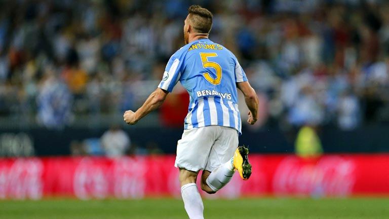 Málaga 2 - Granada 1