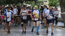 Málaga-O City Race. Carrera de larga distancia.  4 de septiembre 2016.