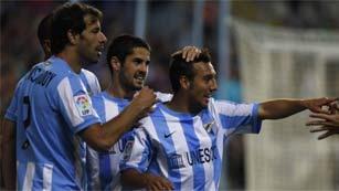 El Málaga y sus jugadores llegan a un acuerdo