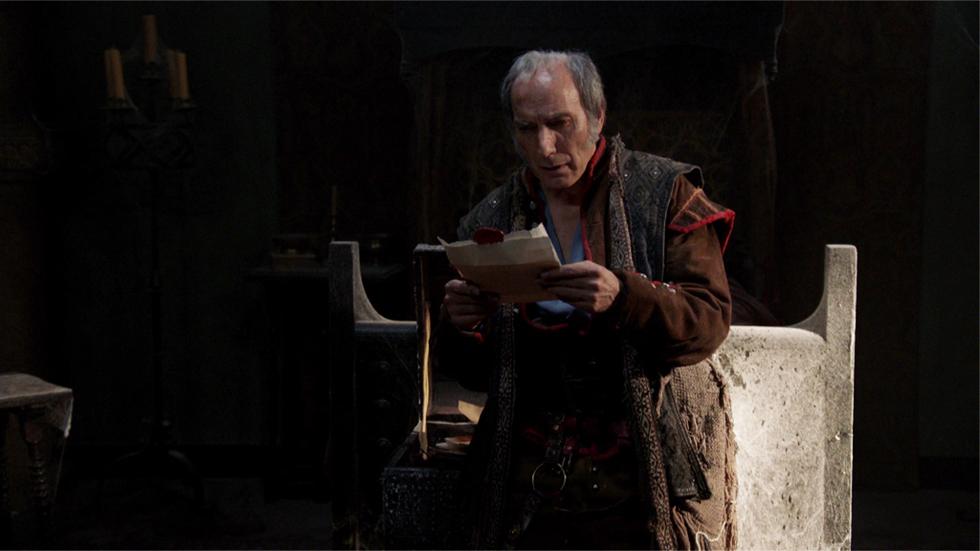 Águila Roja - Malasangre descubre que Gonzalo es hijo del rey