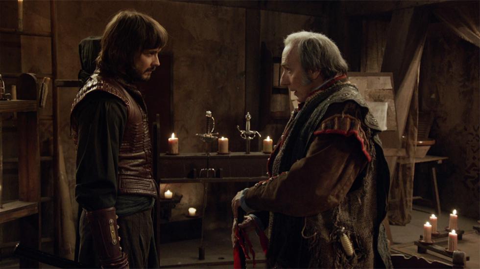 Águila Roja - Malasangre ve en Gonzalo al futuro rey de las Españas