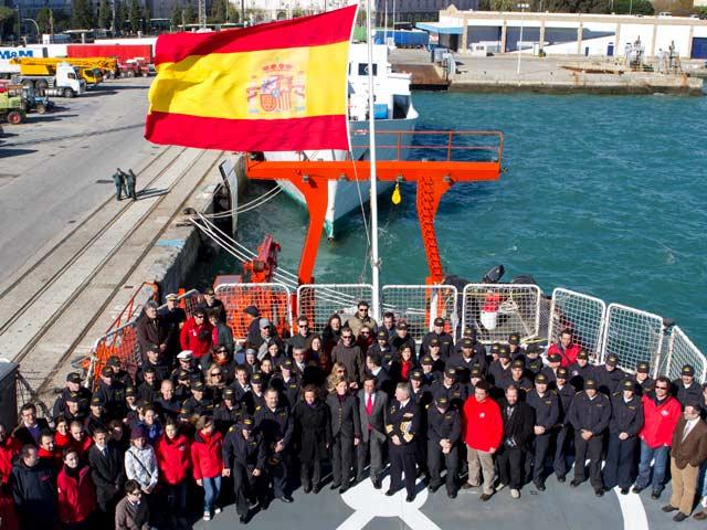 La expedición Malaspina 2010 ya está en marcha