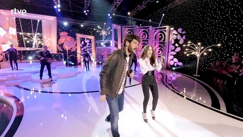 Malú 360º - Cómo se hizo el especial Malú para Nochebuena en TVE, Especiales de Navidad - RTVE.es A la Carta