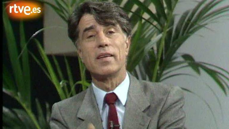 Una parte de 'Por la mañana', con Jesús Hermida (1987)