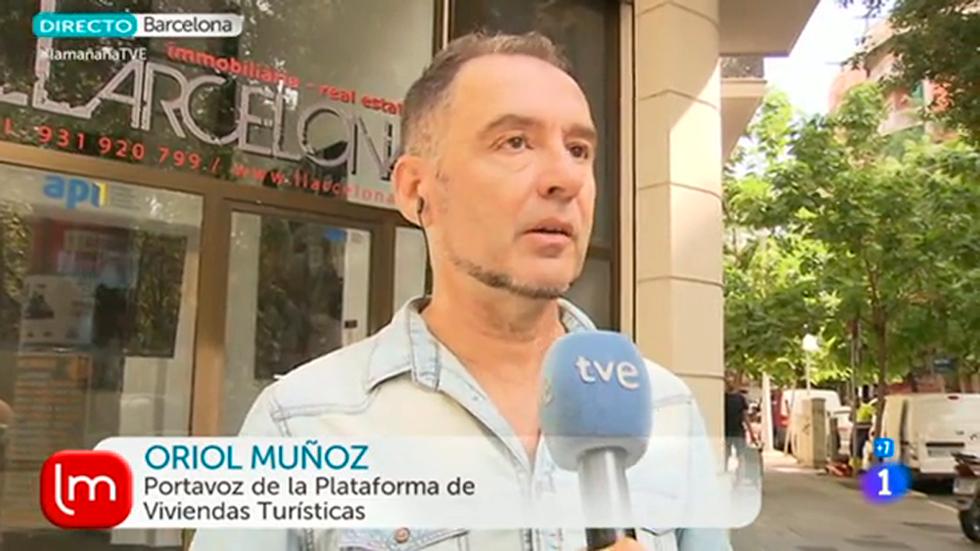 La ma ana pol mica por la legalidad de los pisos - Pisos turisticos barcelona ...