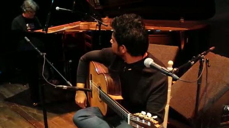 """Las mañanas de RNE - Chano Domínguez y Niño Josele interpretan en directo """"Django"""""""