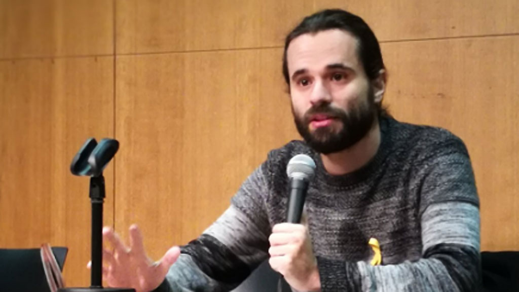 Gerard Gómez: ERC es el la mejor situada para frenar a Cs