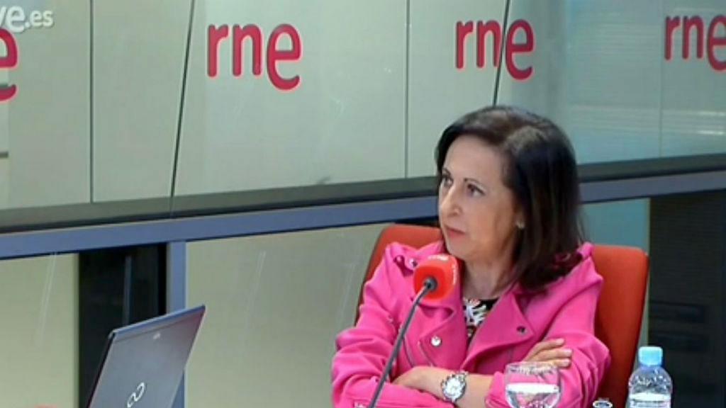 Robles (PSOE): La respuesta de Puigdemont será política