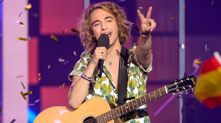 Manel Navarro representará a España en Eurovisión