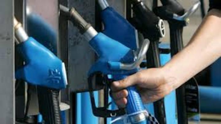 A las gasolinas diésel