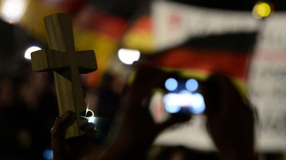 Las manifestaciones antirracistas superan a las de islamófobos en Alemania