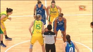 Baloncesto: Liga femenina - Mann Filter Zaragoza-Perfumerías Avenida - 14/01/12