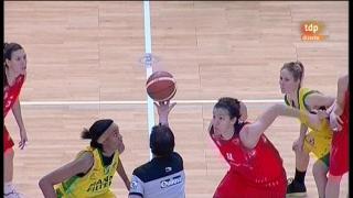 Baloncesto - Liga femenina: Mann Filter Zaragoza-Rivas Ecópolis