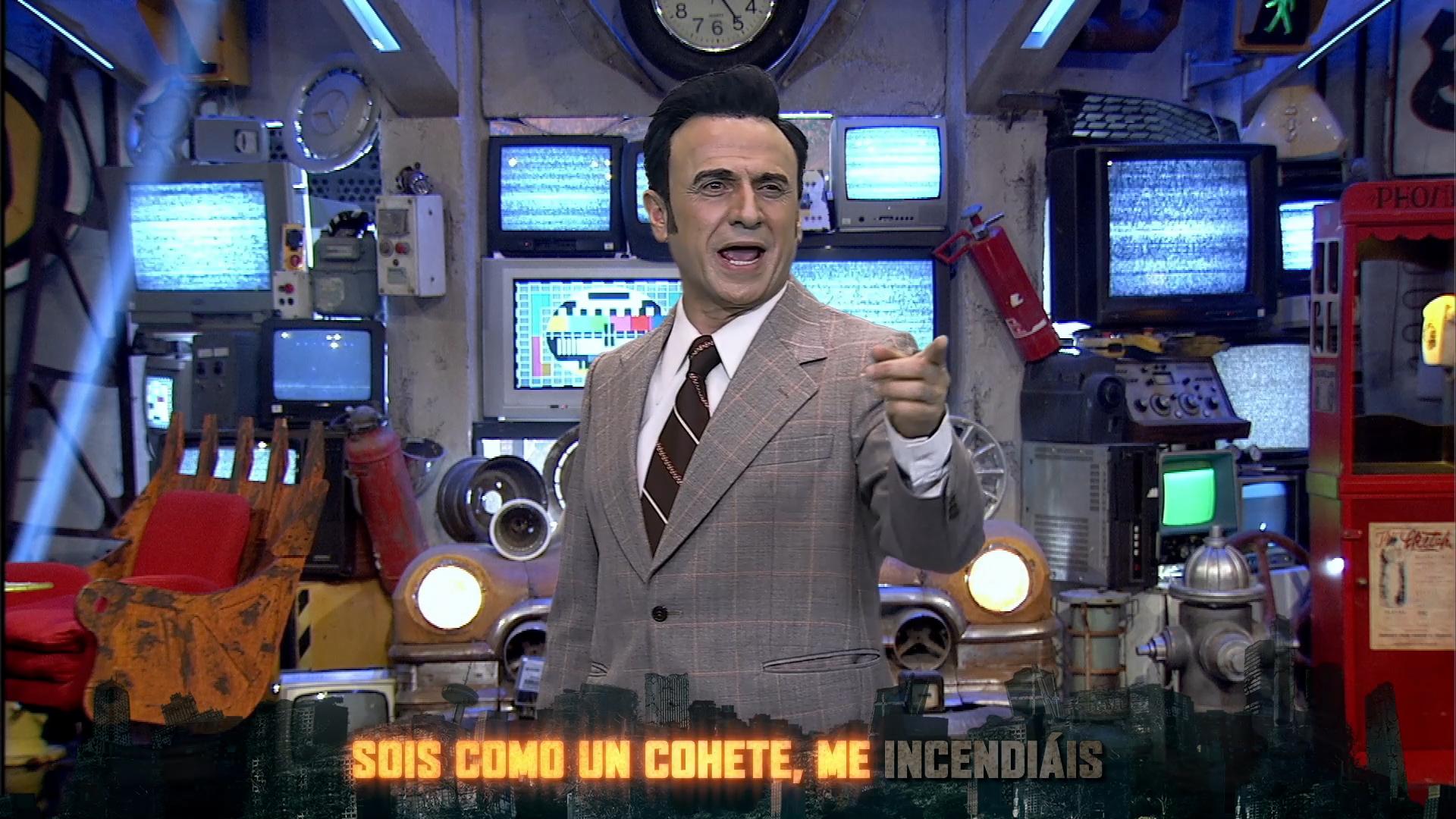 El Acabose - Manolo Escobar canta a Tom Jones