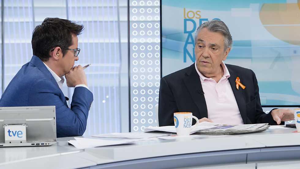 Los desayunos de TVE - Manu Escudero, Secr. de Economía y Empleo del PSOE