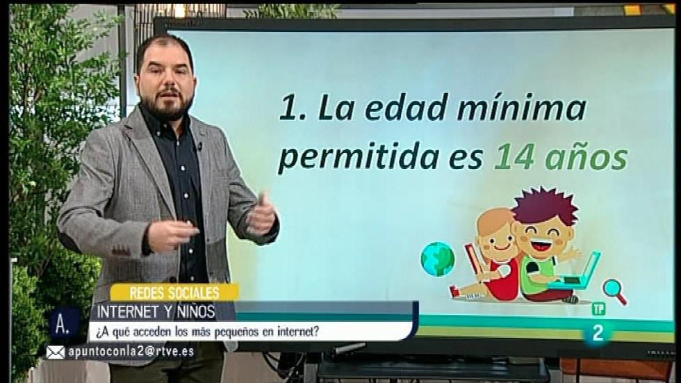 A punto con La 2 - Redes sociales con Manuel Moreno: cómo proteger a los niños de las redes sociales