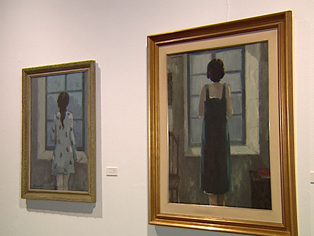 En Madrid podemos ver una retrospectiva del pintor gallego Manuel Ruibal