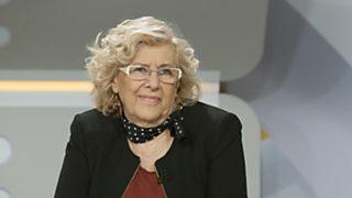 Los desayunos de TVE - Manuela Carmena, alcaldesa de Madrid