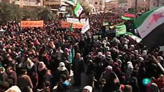 Islam hoy - Mapa político e ideológico de la cuenca mediterránea