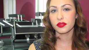 Gente y tendencias - Maquillaje: labios rojos