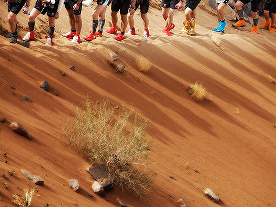 Maratón de las Arenas - Cuarta etapa