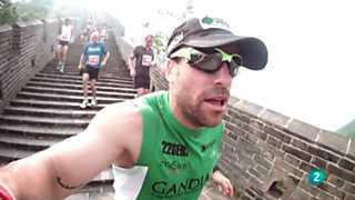 Maratón por la Gran Muralla China