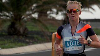 Atletismo - Maratón internacional de Lanzarote