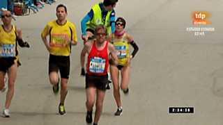Atletismo - Maratón de Madrid