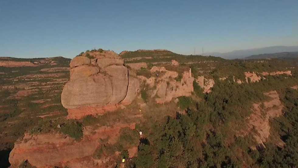 Carrera de montaña - Maratón de montaña Cataluña 2016