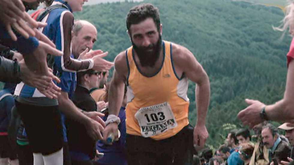 Maratón de montaña - Zegama 2017
