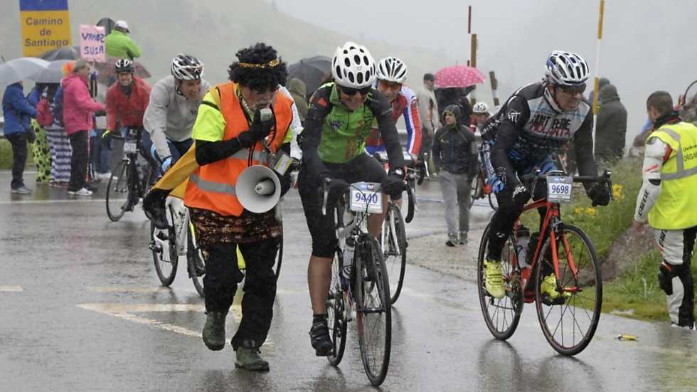 Ciclismo - Marcha Cicloturista Quebrantahuesos 2016