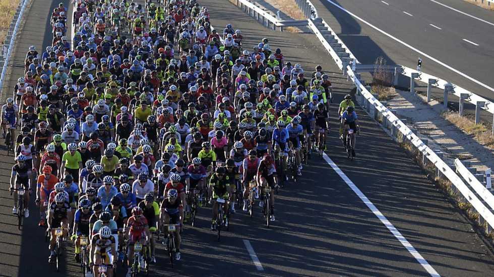Ciclismo - Marcha Cicloturista Quebrantahuesos 2017