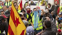 Ir al VideoLas 'Marchas de la Dignidad' llegan a Madrid