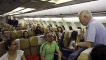 Ir al VideoMargallo y 44 españoles evacuados de Nepal viajan a España desde Nueva Delhi