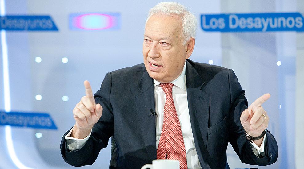 """Margallo: """"Es absurdo, nadie abre un Cervantes en territorio español"""""""