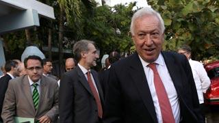 Margallo elogia en Cuba los logros y valores de la Transición española