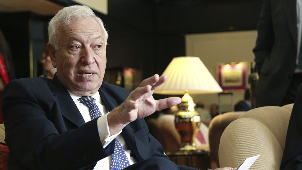 Margallo responde a las últimas declaraciones de Nicolás Maduro