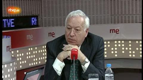 """Margallo: """"El rey hizo un movimiento con la pierna izquierda y puso cara de dolor"""""""