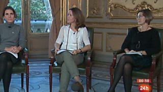 Conversatorios en Casa de América - María Alcázar, Cristina Junquera y Susanne Gratius