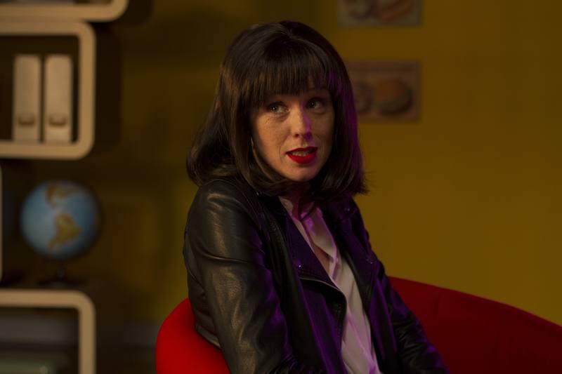 María Castro también forma parte del reparto de esta comedia romántica