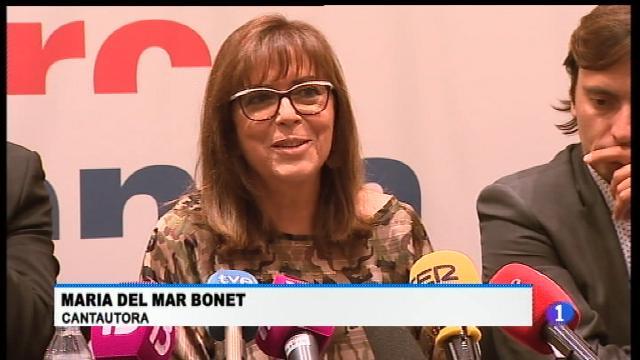 Maria del Mar Bonet presenta el seu nou disc Ultramar