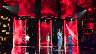 """Fantastic Duo - María del Monte anima a sus candidatos: """"Este momento va a ser único"""""""