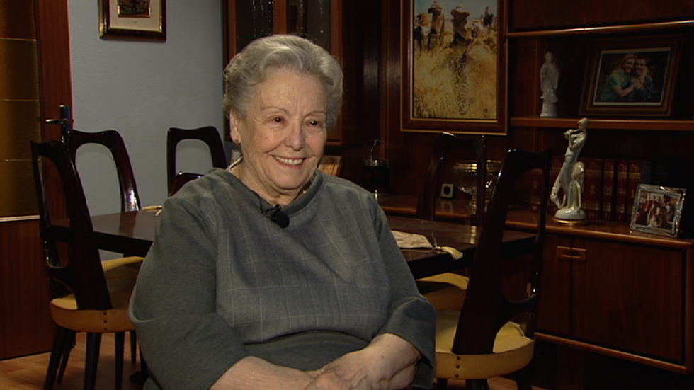 Cuéntame cómo pasó - María Galiana cuenta cómo vivió el 86 cumpleaños de Herminia