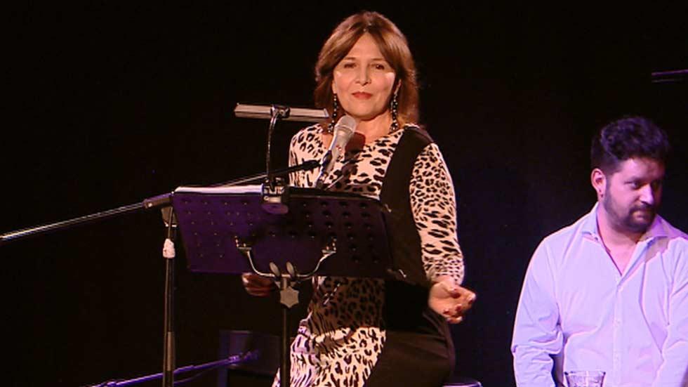 María Lavalle, una de las grandes del tango, mezcla tango con jazz en su último disco