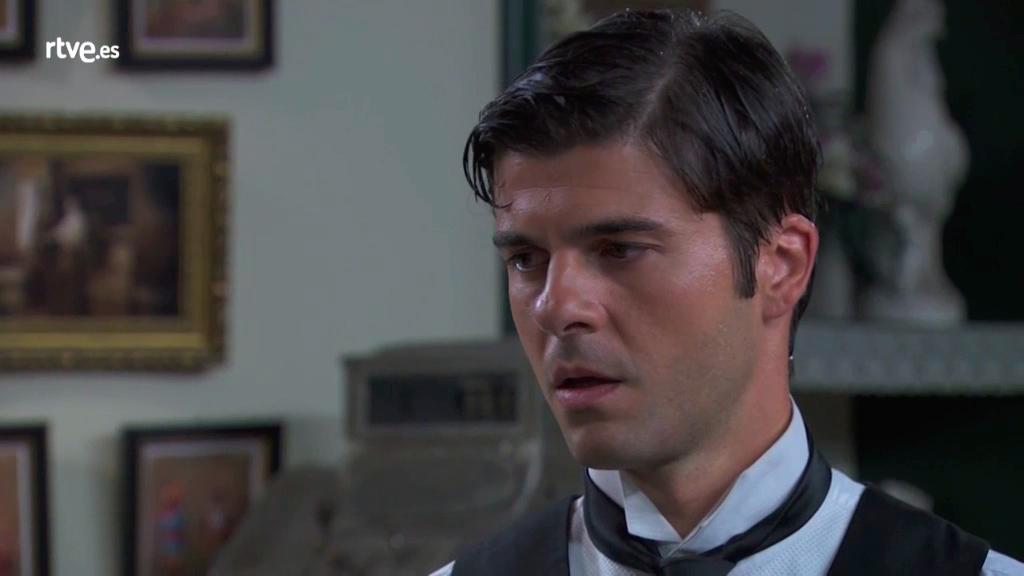 Acacias 38 - María Luisa cuenta a Simón todo lo que sabe sobre Elvira